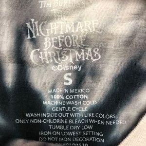 Disney Tops - Nightmare before Christmas jack T-shirt